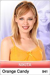 Nikita - Orange Candy